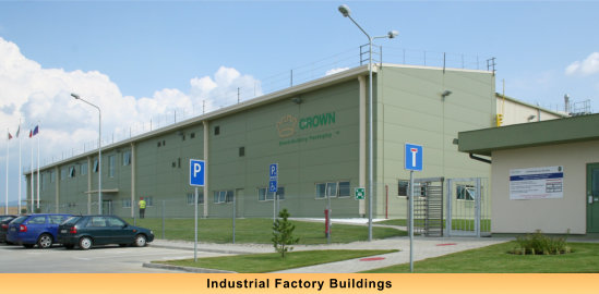 Crown Packaging Plant - Slovakia